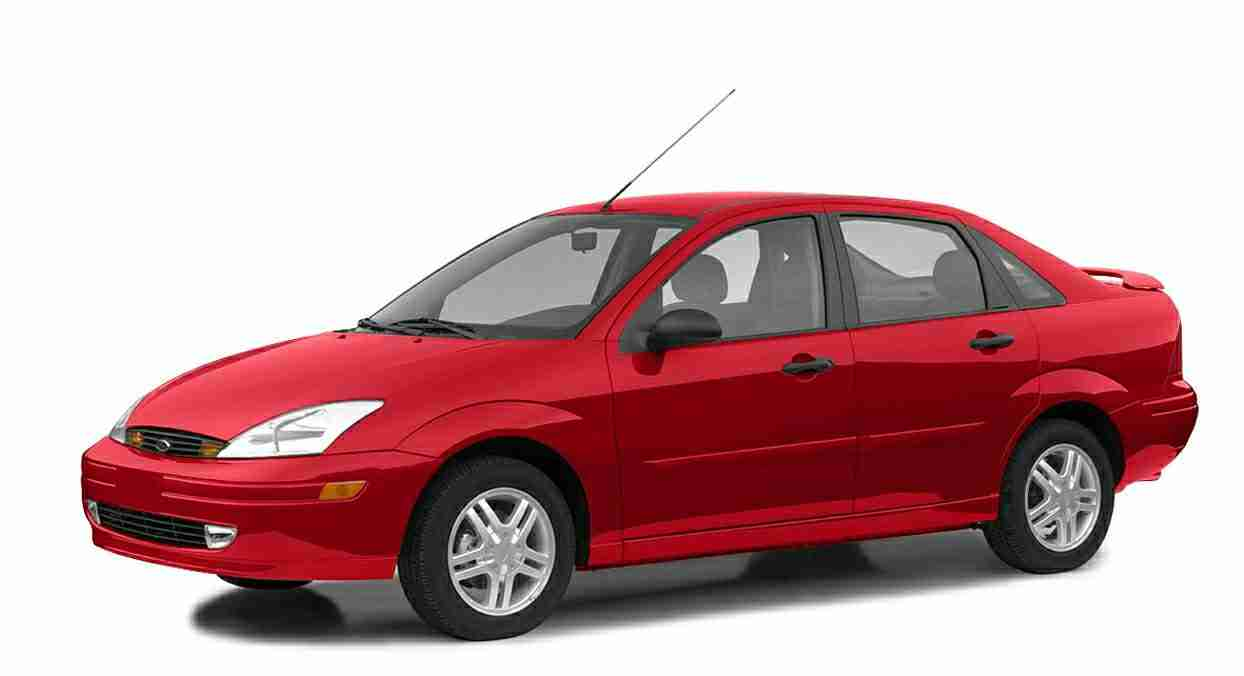 Ford Focus  I седан (Mk 1 DFW) (Форд Фокус Мк 1) 1998-2003
