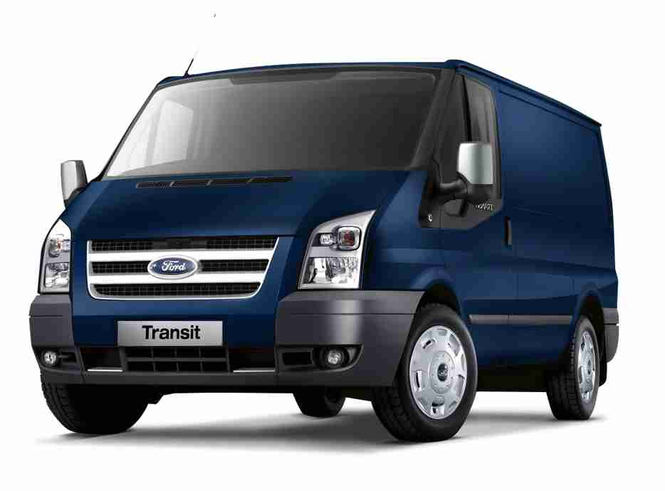 Ford Transit (Форд Транзит) 2006-2013