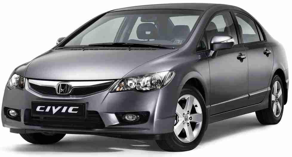 Honda Civic VIII (4D седан)  (Хонда Цивик 4Д) 2006-2012