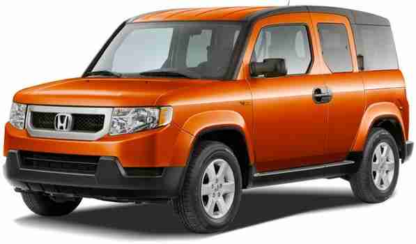 Honda Element I (YH2) (Хонда Элемент) 2003-2010