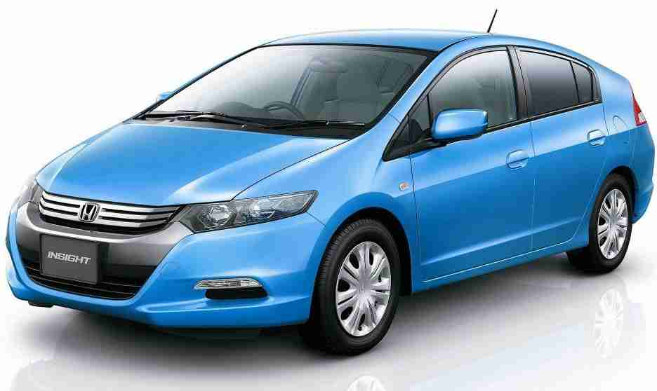 Honda Insight II правый руль (ZE2, ZE3) (Хонда Инсайт) 2009-2014