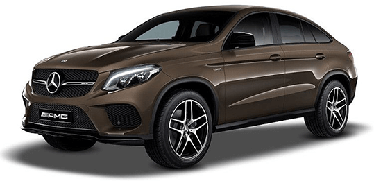 Mercedes-Benz GLE Coupe I (C292) (Мерседес-Бенц ГЛЕ Купе) 2014-