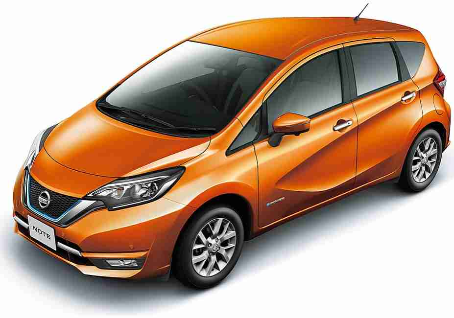 Nissan Note II правый руль (E12 2WD) 2012-
