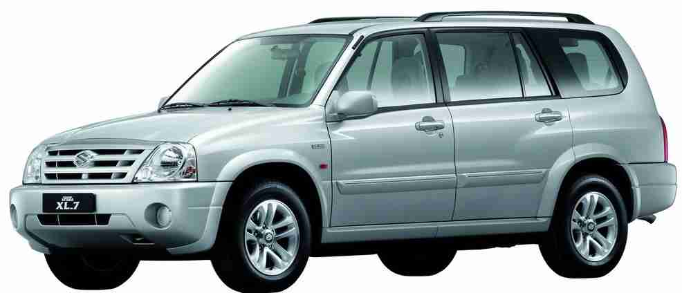 Suzuki Grand Vitara XL-7 I рестайлинг (Сузуки Гранд Витара ХЛ-7) 2003-2006