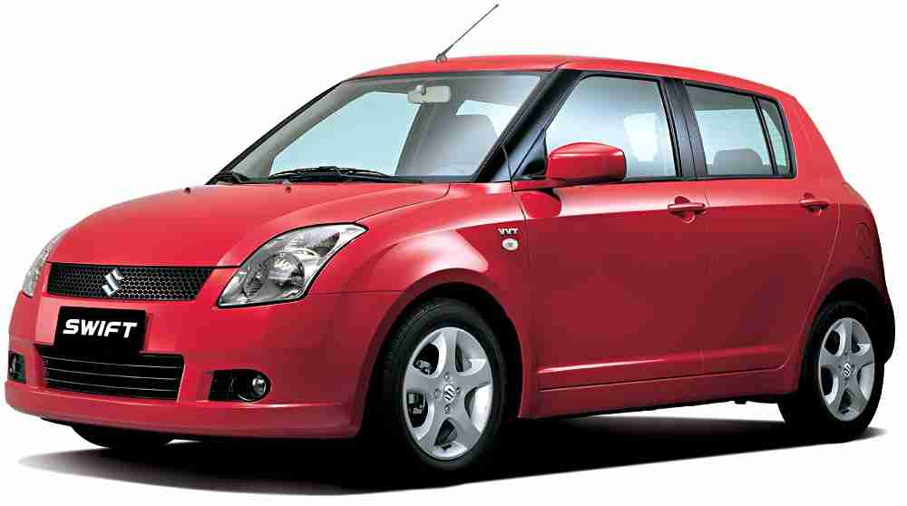 Suzuki Swift III  5 дв. (Сузуки Свифт) 2004-2010