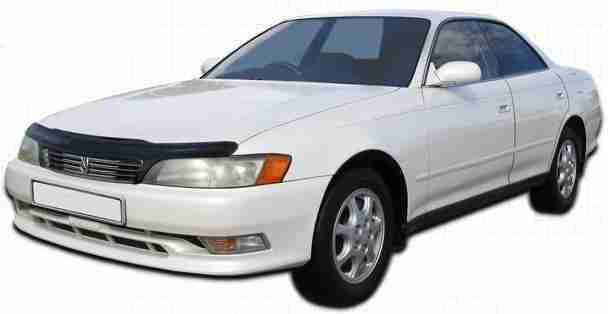 Toyota Mark 2 VII правый руль (X90 2WD) (Тойота Марк 2 90) 1992-1996