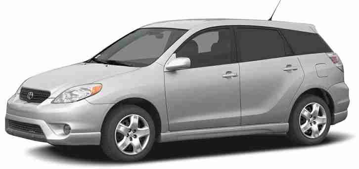 Toyota Matrix I (E130) (Тойота Матрикс) 2002-2007
